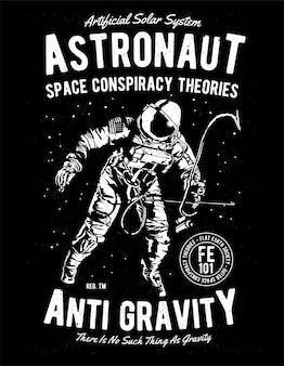 Teorías de la conspiración del espacio