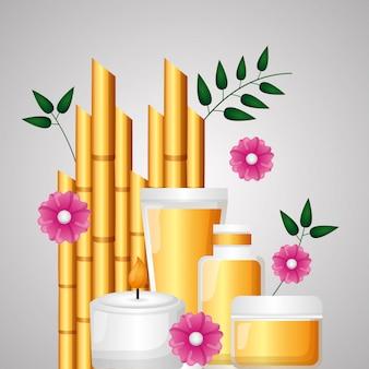 Terapia de tratamiento de spa