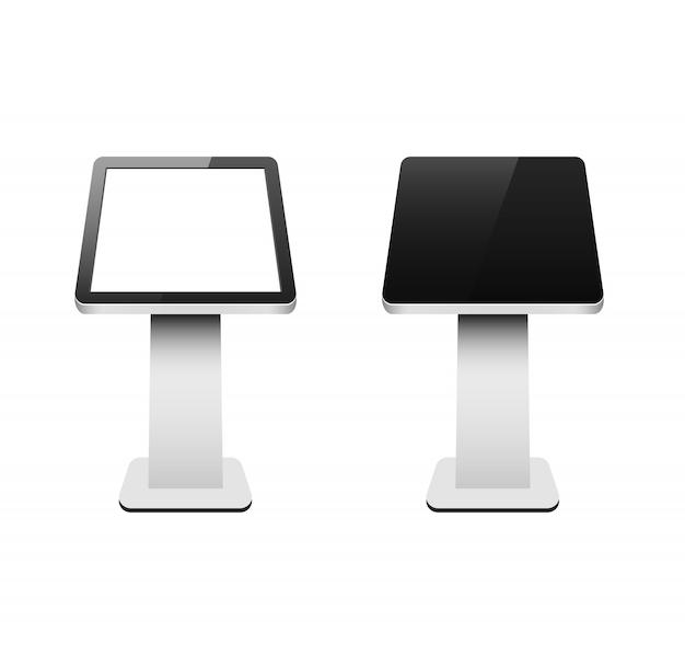 Terminal de pantalla de soporte