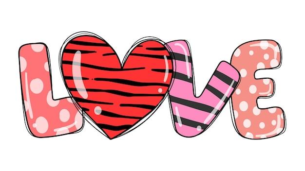 Texto de amor