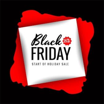 Texto creativo de venta de compras de viernes negro hermoso
