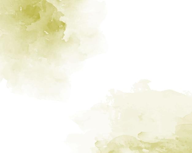 Textura abstracta acuarela suave verde.