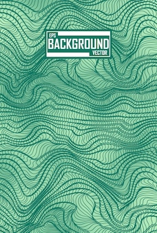 Textura abstracta con patrón de ondas