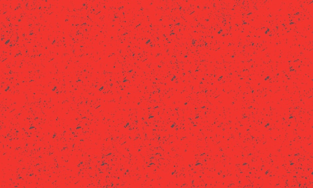 Textura angustiada en fondo rojo