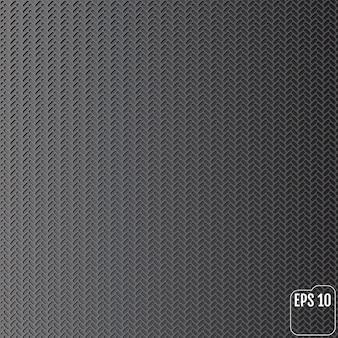 Textura de carbono o material moderno. ilustración vectorial