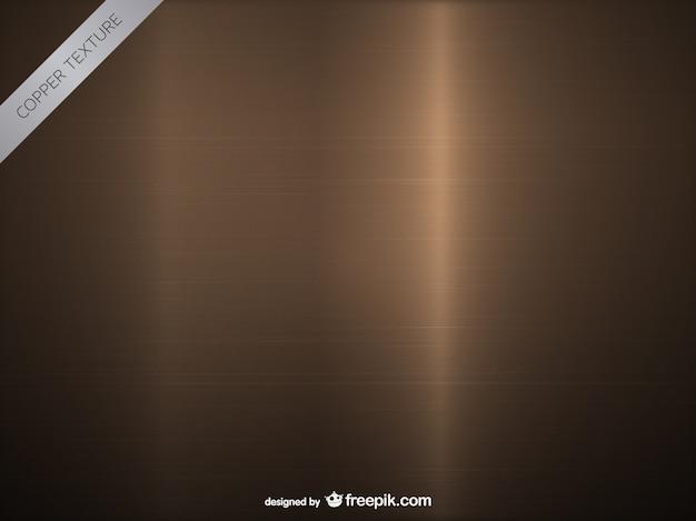 Textura de cobre oscuro