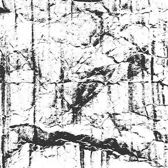 Textura desgastada en blanco y negro
