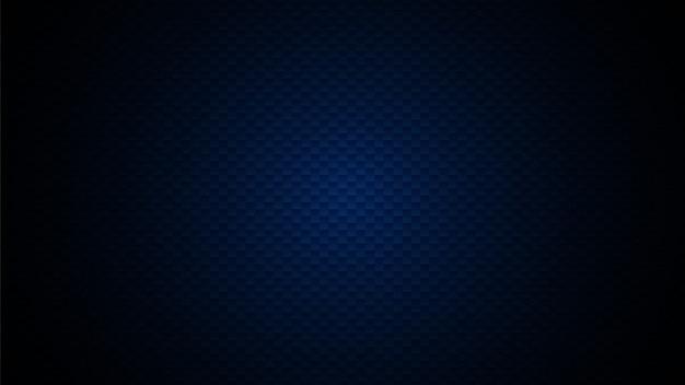 Textura de fibra de carbono azul oscuro