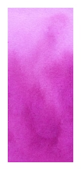 Textura de fondo de acuarela de banner rollup magenta