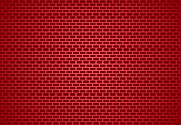 Textura de fondo de pared roja real