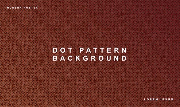 Textura de fondo de patrón de puntos