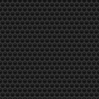 Textura de goma negra