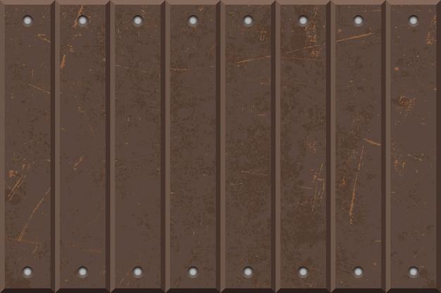 Textura de hierro oxidado