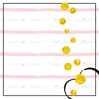 Textura de hoja de oro. folleto de moda dorado. 14 de febrero pintura. invitación femenina. partículas de navidad. rose premium starburst. concepto de vivero de rayas. textura de hoja de oro rosa