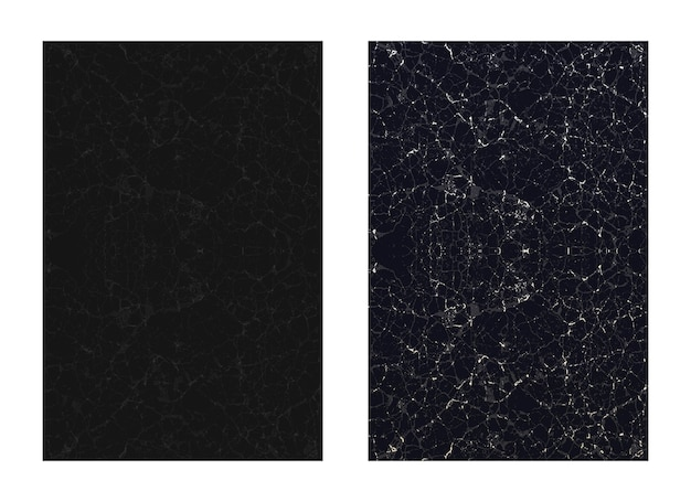 Textura de mármol natural negro