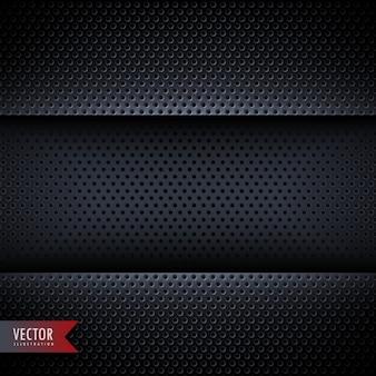 Textura metálica con puntos negros