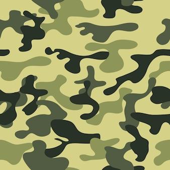 Textura militar camuflaje repite la caza verde del ejército sin fisuras.
