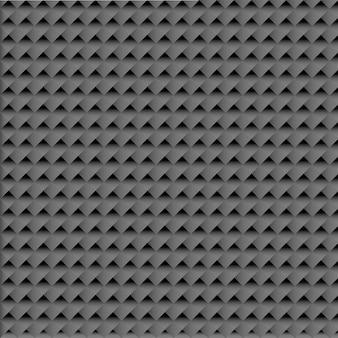 Textura o fondo de los cuadrados negros