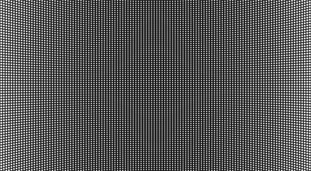 Textura de pantalla led. pantalla lcd con puntos. fondo de tv pixelado.