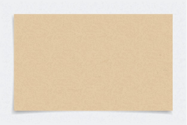 Textura de papel marrón.