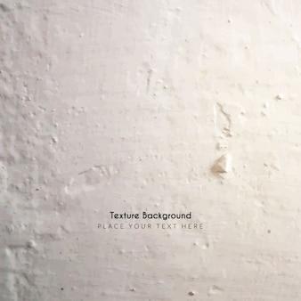 Textura de pared blanca con yeso