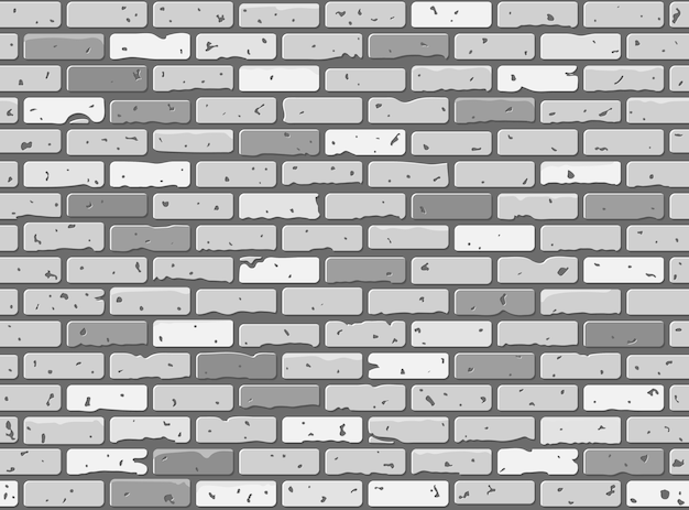 Textura de pared de ladrillo sin costura