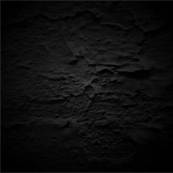 Textura de pared negra