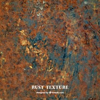 Textura de pared oxidada naranja