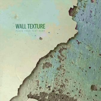 Textura de pared rota