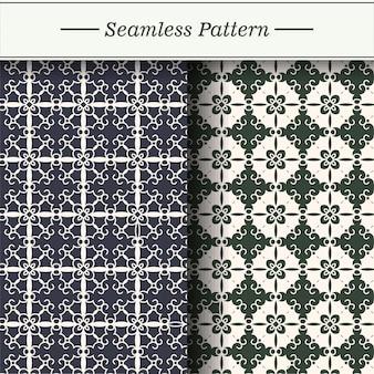 Textura de patrón geométrico transparente