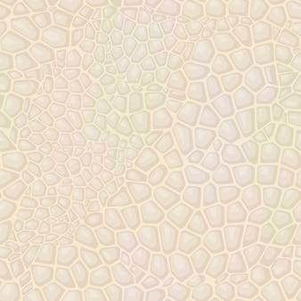 Textura de piel de serpiente.