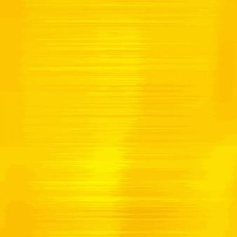 Textura de pinceladas amarillas