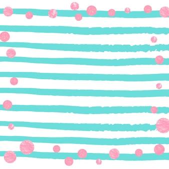 Textura de polvo de oro. partícula de menta. rose holiday stardust. diseño de carnaval turquesa. starburst escandinavo. invitación de decoración. textil simple rosa. textura de polvo de oro raya