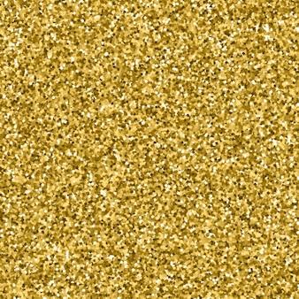 Textura de purpurina dorada