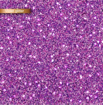 Textura purpurina morada