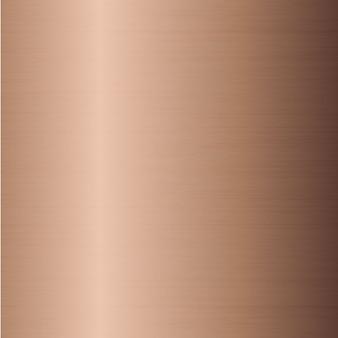 Textura realista de lámina de oro rosa