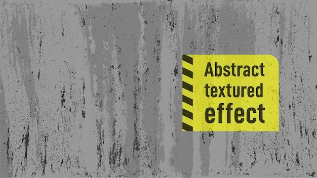 Textura rugosa gris y blanca. textura de superposición angustiada. viejo fondo del grunge.