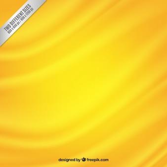 Textura de seda amarilla