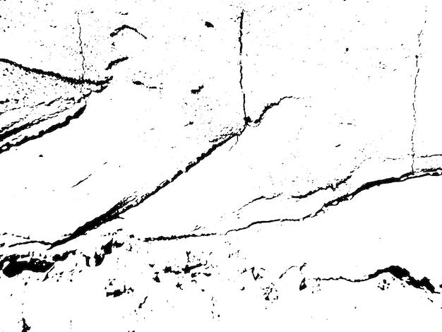 Textura superficial abstracta del grunge del vector.