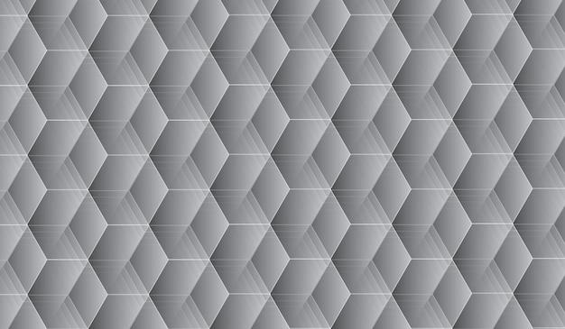 Textura con una superposición de patrones sin fisuras en la tecnología negra.