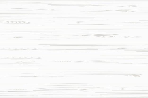 Textura de tablón de madera blanca para el fondo