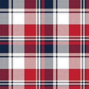 Textura de tela azul y beige diagonal pequeño patrón sin costuras