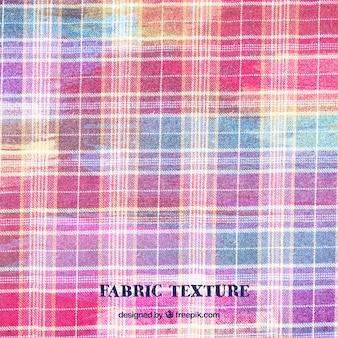 Textura de tela rosa y azul