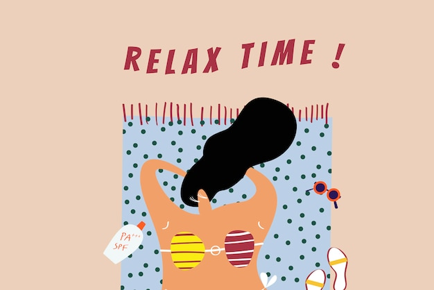 Tiempo para relajarse