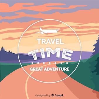 Tiempo de viajar