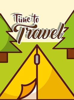 Tiempo para viajar