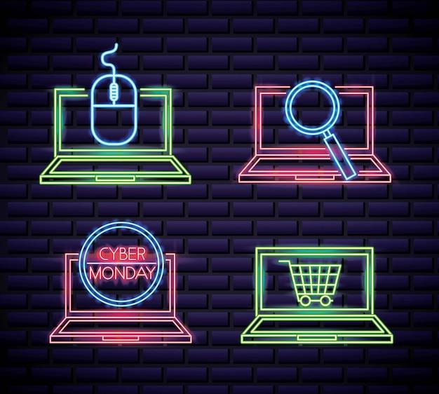 Tienda cibernética