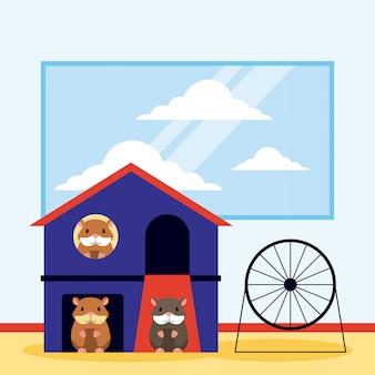 Tienda de mascotas relacionada