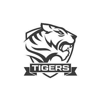 Tiger logo vectors