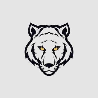 Tigre head logo